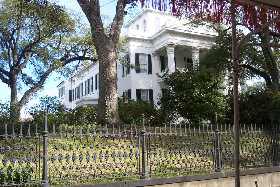 Natchez, MS: Stanton side view