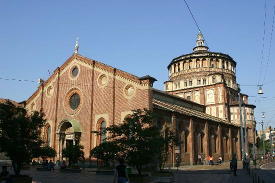 Santa María de la Gracia: Santa Maria della Grazie