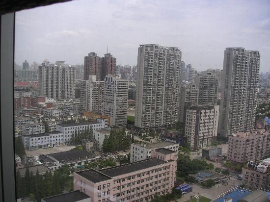 Oriental Century Hotel: Vista desde la terraza