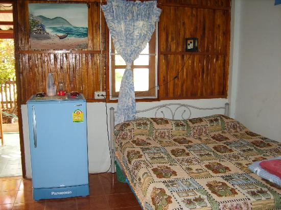 Mountain View Guest House : inside the room