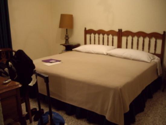 La Casa Grande: a room