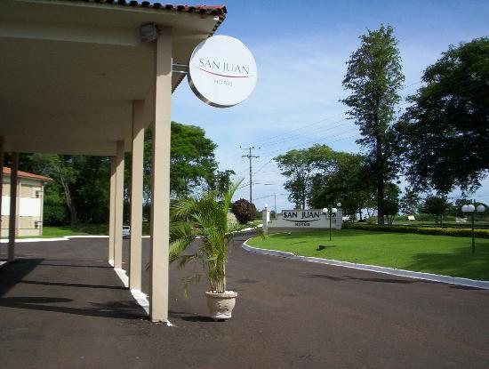 San Juan Eco Hotel: El Hotel San Juan Cataratas
