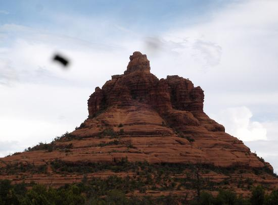 Bell Rock East Of Town Picture Of Sedona Arizona