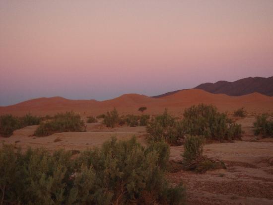 Landscape - Kasbah Ouzina Photo