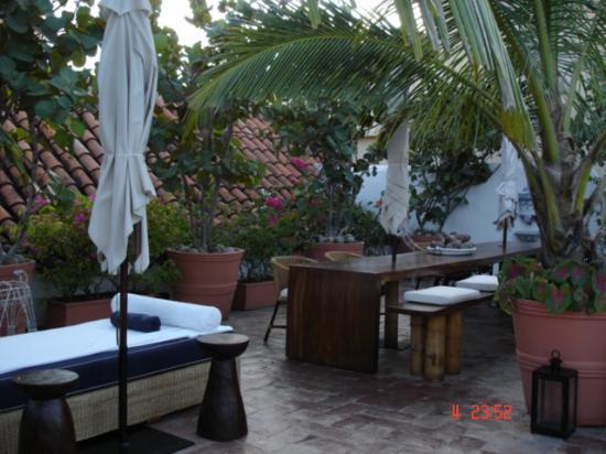 Agua Hotel: Terrace