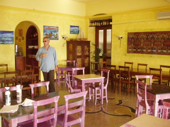 Hotel Baia: Charming breakfast room