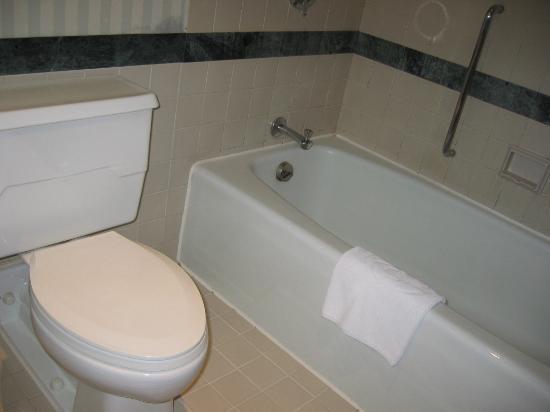 Millennium Seoul Hilton : Bathroom