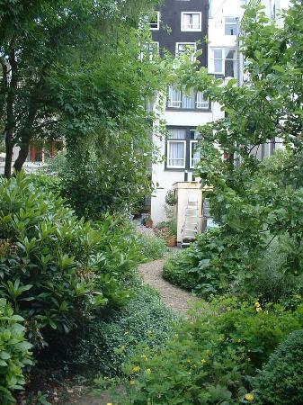 Hotel Hermitage Amsterdam: Luckytravellers-Fantasia Garden
