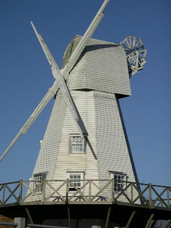 Rye, UK: The Windmill