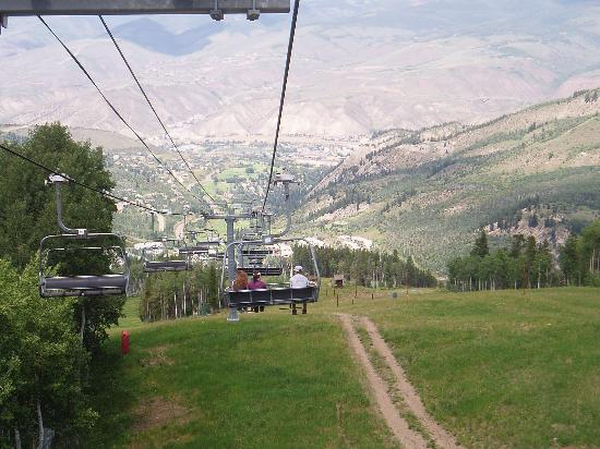 The Charter at Beaver Creek: Chair Lift Beaver Creek CO