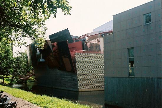 Fletcher Familiehotel Paterswolde: Groningen museum
