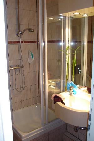 Business Wieland Hotel: bathroom