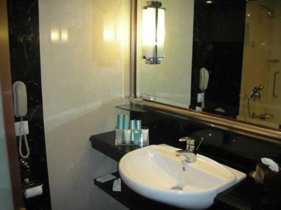 Bathroom Picture Of Shangri La 39 S Eros Hotel New Delhi Tripadvisor
