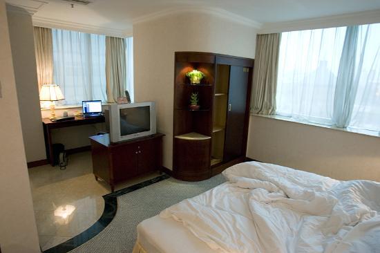 China Mayors Hotel : Desk