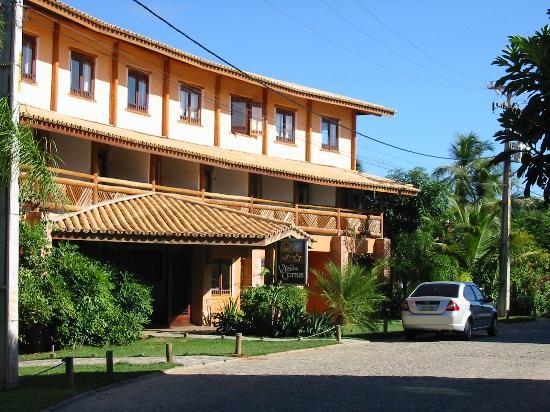 Hotel Via dos Corais: The exterior of the hotel
