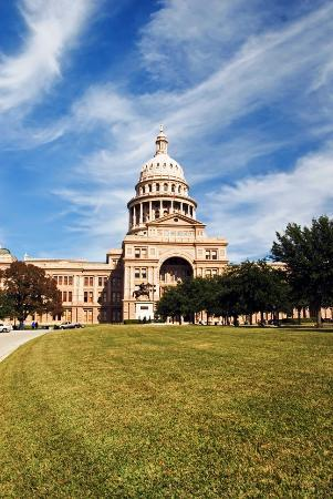 Остин, Техас: Texas Capitol Building