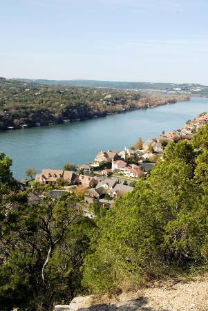 Остин, Техас: View from Mt. Bonnell