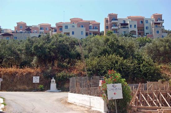 Atlantica Caldera Village: Caldera village