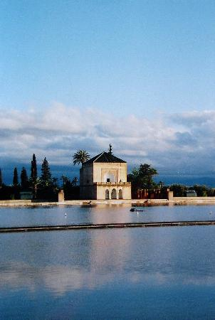 Menara Gardens and Pavilion Image