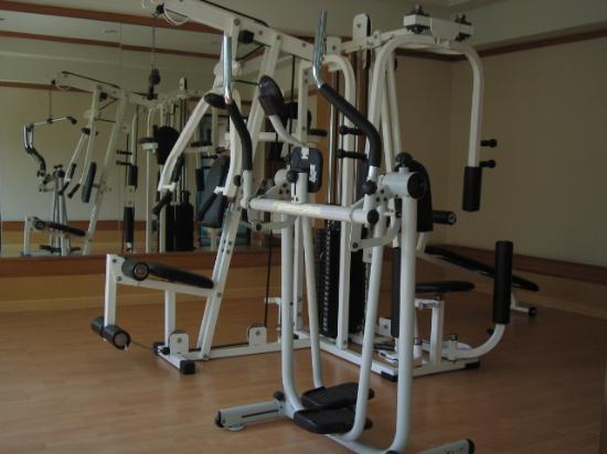 Bossotel Bangkok: Gym for the Health Conscious
