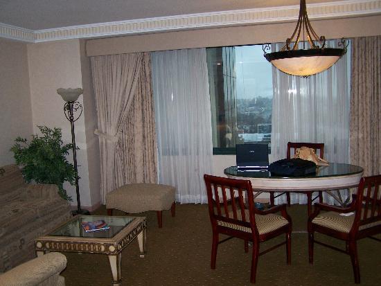 Grand Tikal Futura Hotel: our room