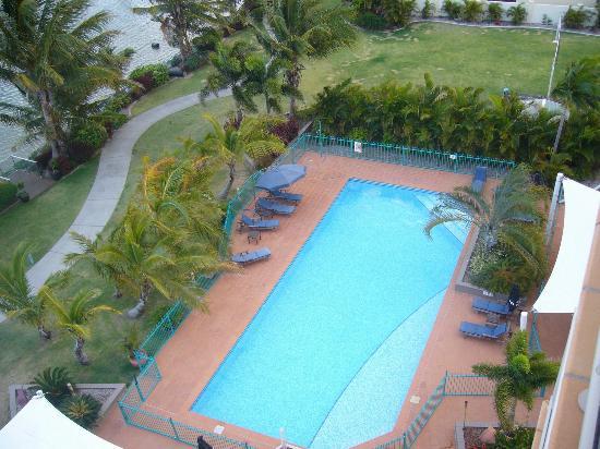 Clarion Hotel Mackay Marina: pool