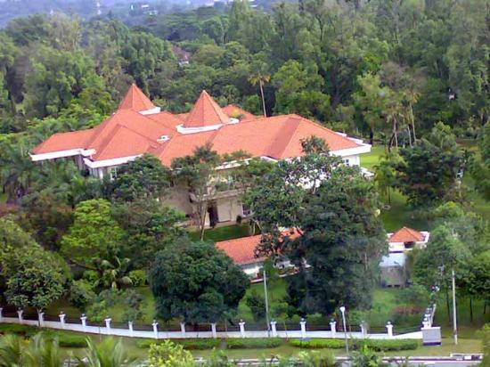 Royale Chulan Seremban: Greenery & mountain views
