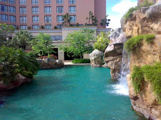 Seremban, ماليزيا: Pool View
