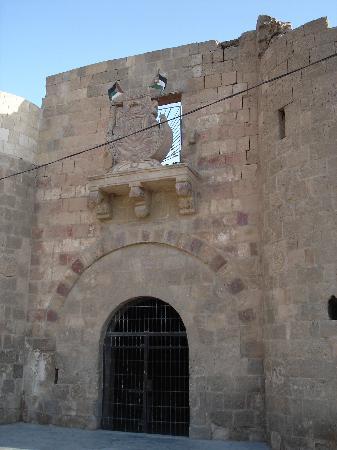 อควาบา, จอร์แดน: Aqaba castle