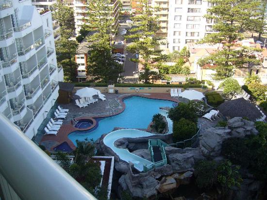 Swimming Pool Picture Of Novotel Sydney Brighton Beach