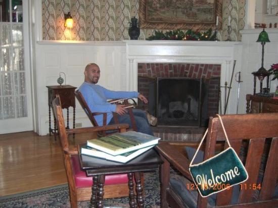 Killahevlin: Living room