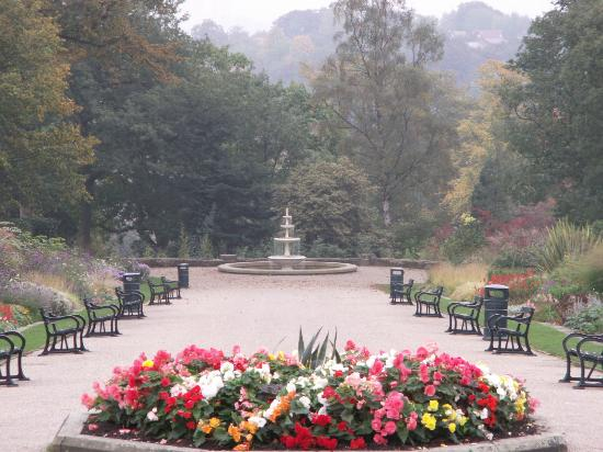The Botanical Gardens