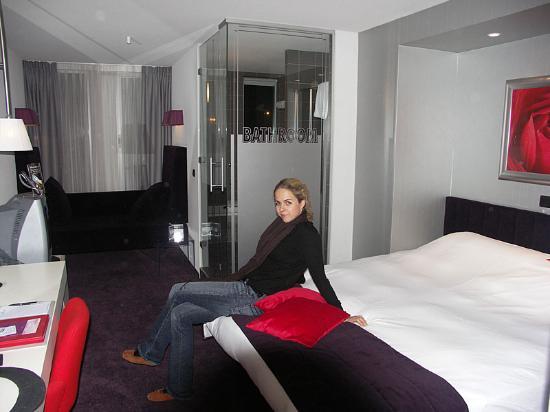 WestCord Art Hotel Amsterdam: Room.