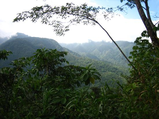 San Jose, Costa Rica: Patria Canyon