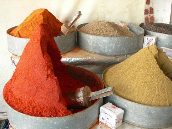 Ryad Bahia: Spice Souk