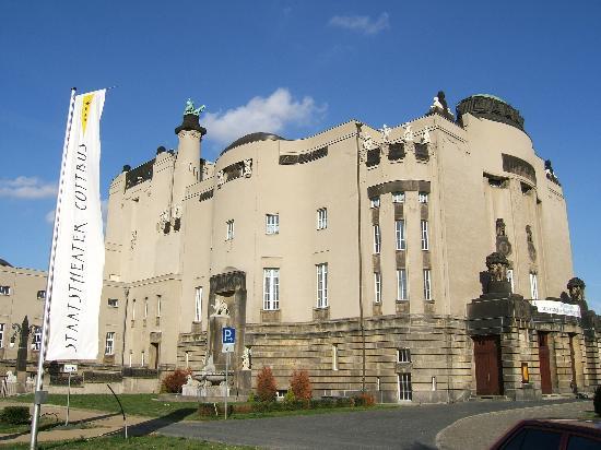 Lindner Congress Hotel: The amazing Cottbus theatre
