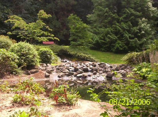 The Grotto - National Sanctuary of Our Sorrowful Mother: The Peace Garden