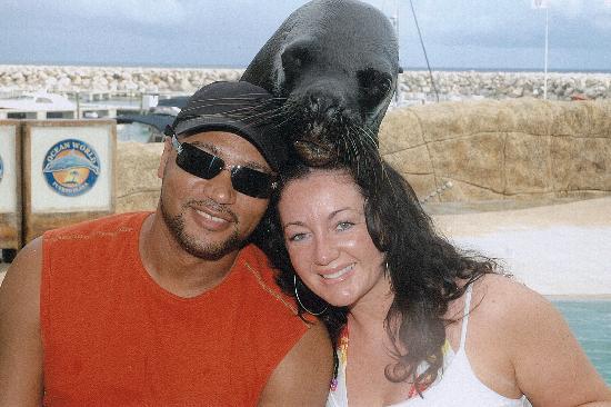 BlueBay Villas Doradas Adults Only: Domingo at Ocean world
