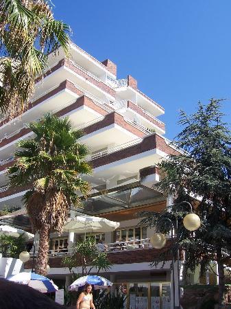 Hotel Indalo Park: Hotel