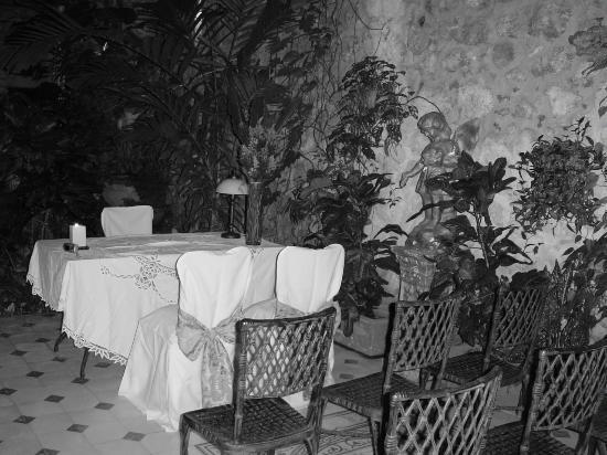 Casa La Fe - a Kali Hotel: Courtyard where ceremony held