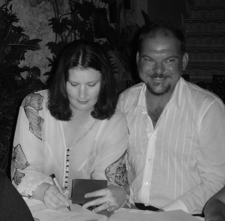 Casa La Fe - a Kali Hotel: Signing marriage contract