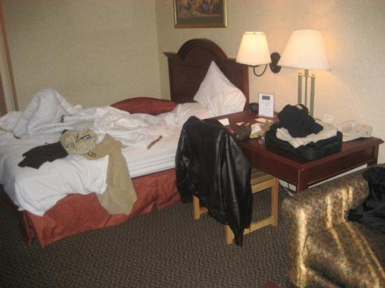 Days Inn Baltimore Inner Harbor: the room