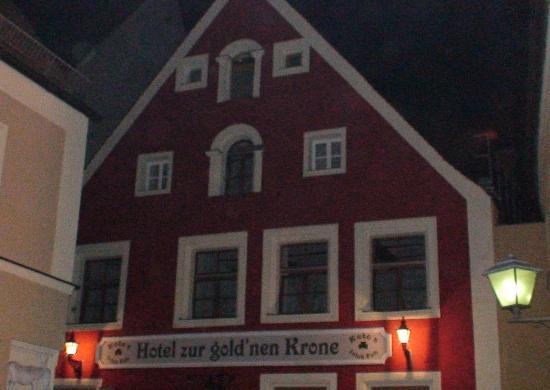 Hotel zur gold'nen Krone, Amberg, Germany