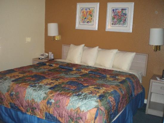 Staybridge Suites Lake Buena Vista: our comfy bed