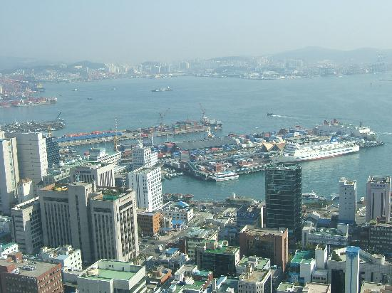 Plaza Hotel : Busan is certainly worth a visit