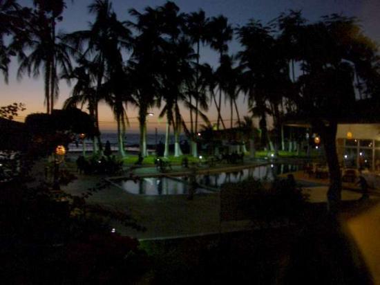 La Concha Beach Resort : View from 2FB room