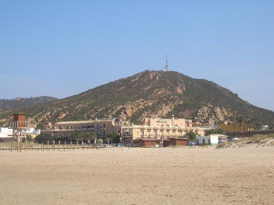 Gran Sol Hotel: View from the Beach