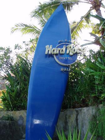 Hard Rock Hotel Bali : Hard Rock Bali