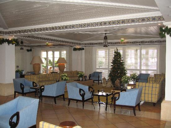 Seaside Grand Hotel Residencia: The Lounge
