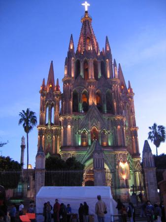 Bilde fra Parroquia de San Miguel Arcangel